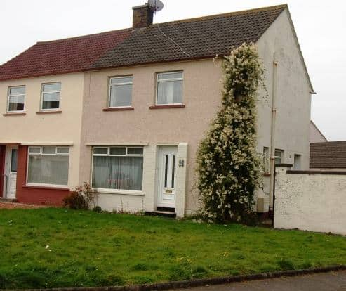 3 bedroom semi-detached house to rent in Prestwick