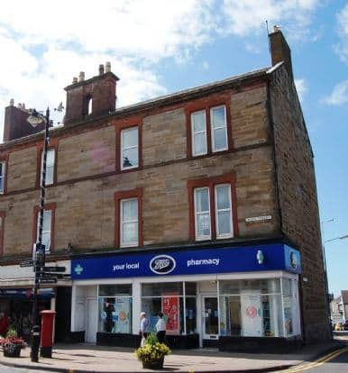 2 bedroom flat to rent in Prestwick