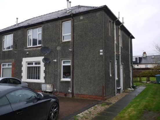 2 bedroom flat to rent in AYr