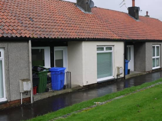 1 bedroom bungalow to rent in Cumnock