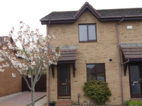 2 bedroom end of terrace house to rent in