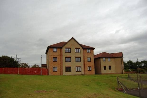 2 bedroom flat to rent in Troon