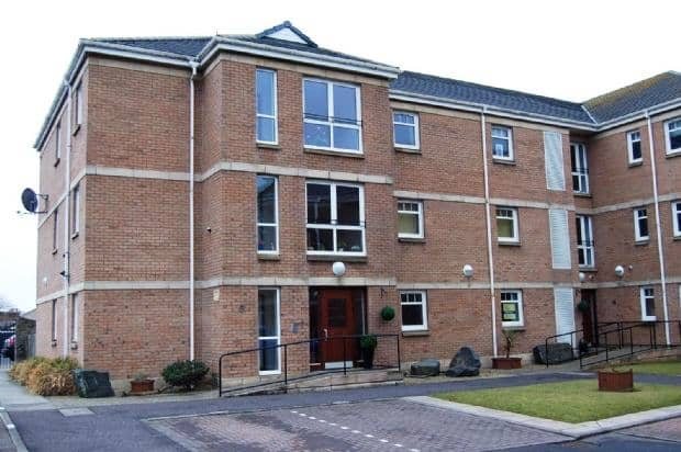 2 bedroom ground flat for sale in Troon